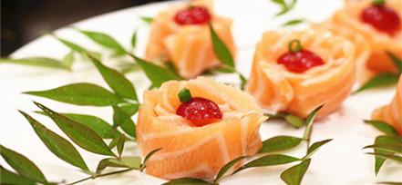 白水坝赵小姐的寿司 回转寿司好吃又实惠