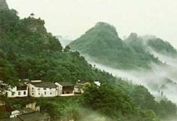 """肥东县浮槎山 """"北九华""""打造森林公园升级版"""