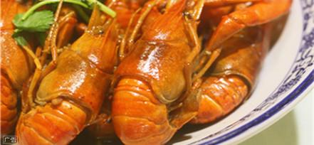 来麦芒餐厅吃澳洲小龙虾 全合肥仅此一家