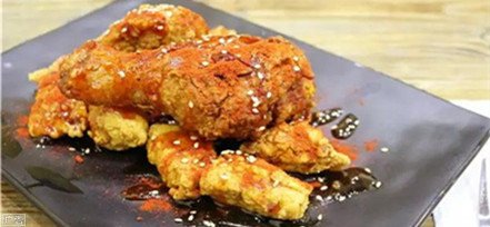 友一家韩国炸鸡料理 让你在家也能吃到美味炸鸡