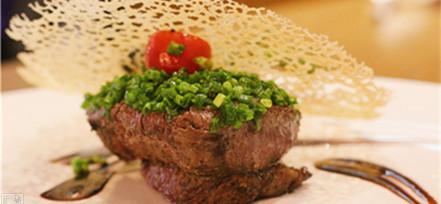 合肥小资餐厅的代表 万象城滴品再上新菜