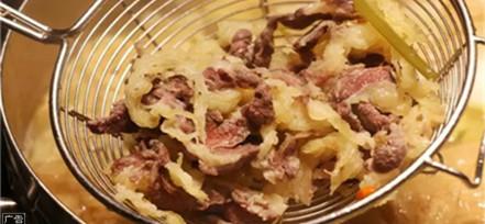 大禧牛潮汕牛肉火锅 肉质新鲜汤料浓郁