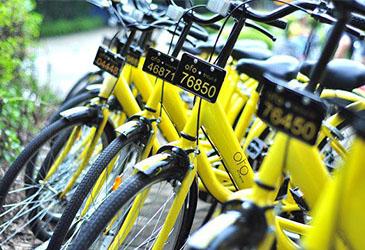 合肥共享单车停车设施全国排第三