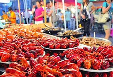 合肥小龙虾身价年年喊涨